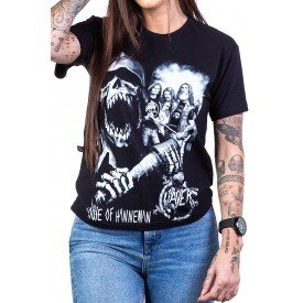Camiseta Slayer House Of Hanneman Preta2848 slayer house p 1