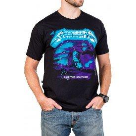 camiseta metallica kill em all preta 360 2