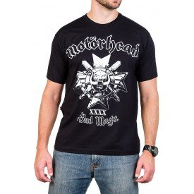 camiseta motorhead bad magic preta 2830 1