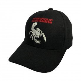 Boné Scorpion Logo Escorpião - BN47