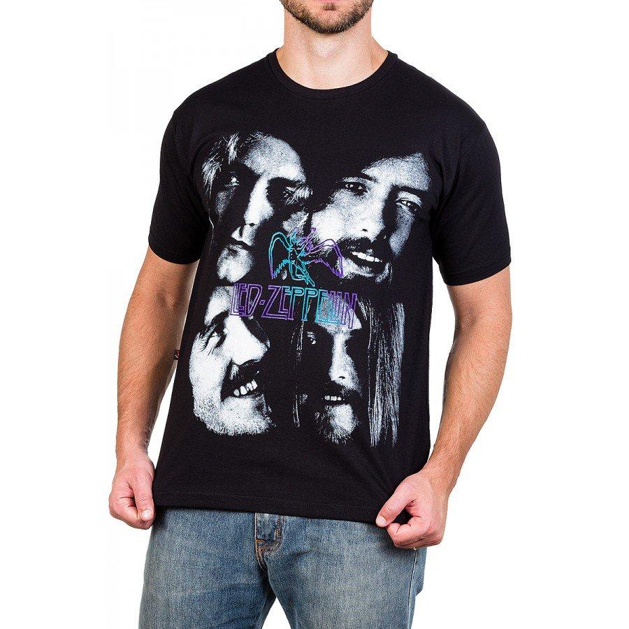 camiseta led zeppelin banda 374 1