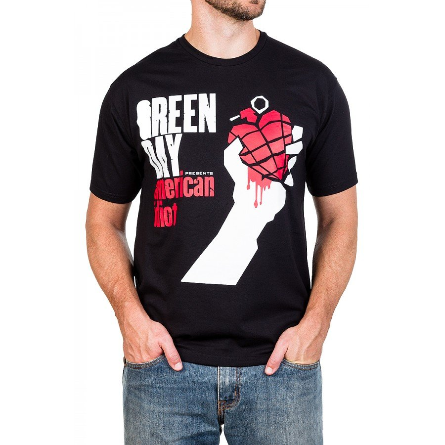 camiseta green day american idiot 138 4
