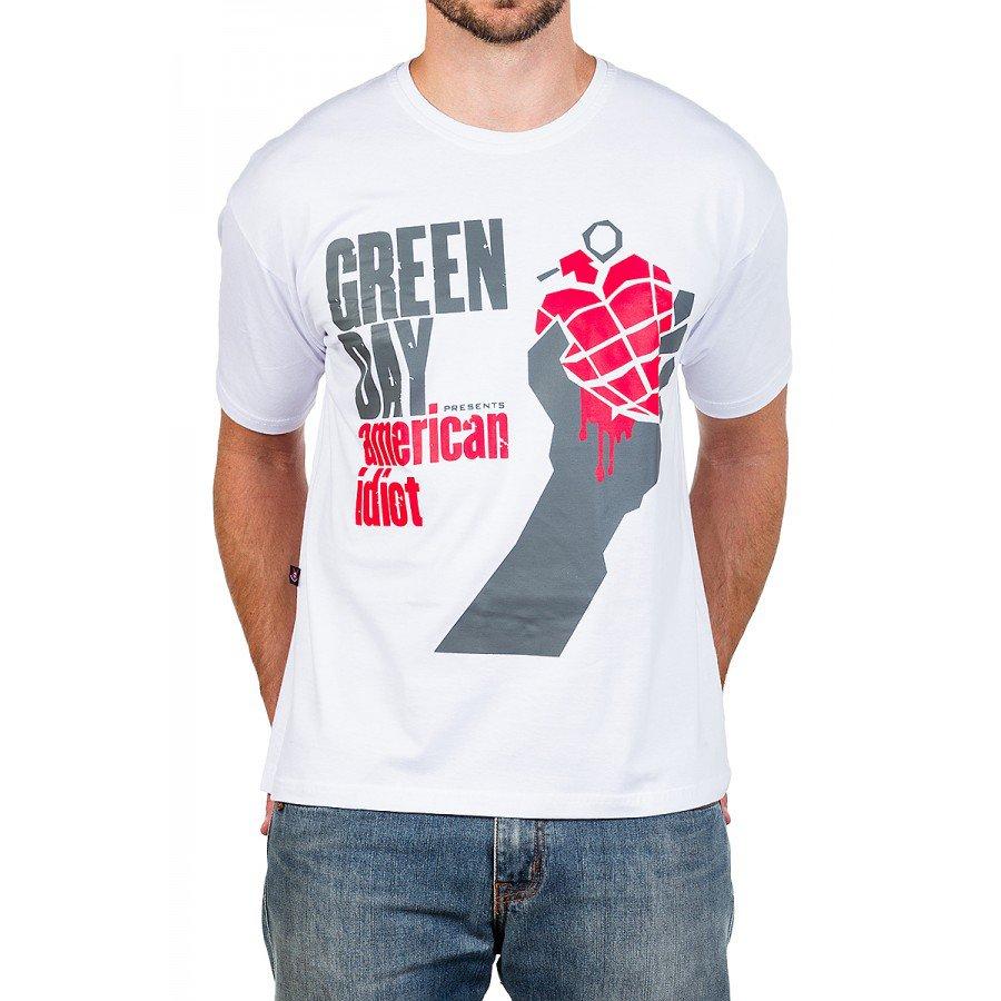 camiseta green day american idiot 138 5
