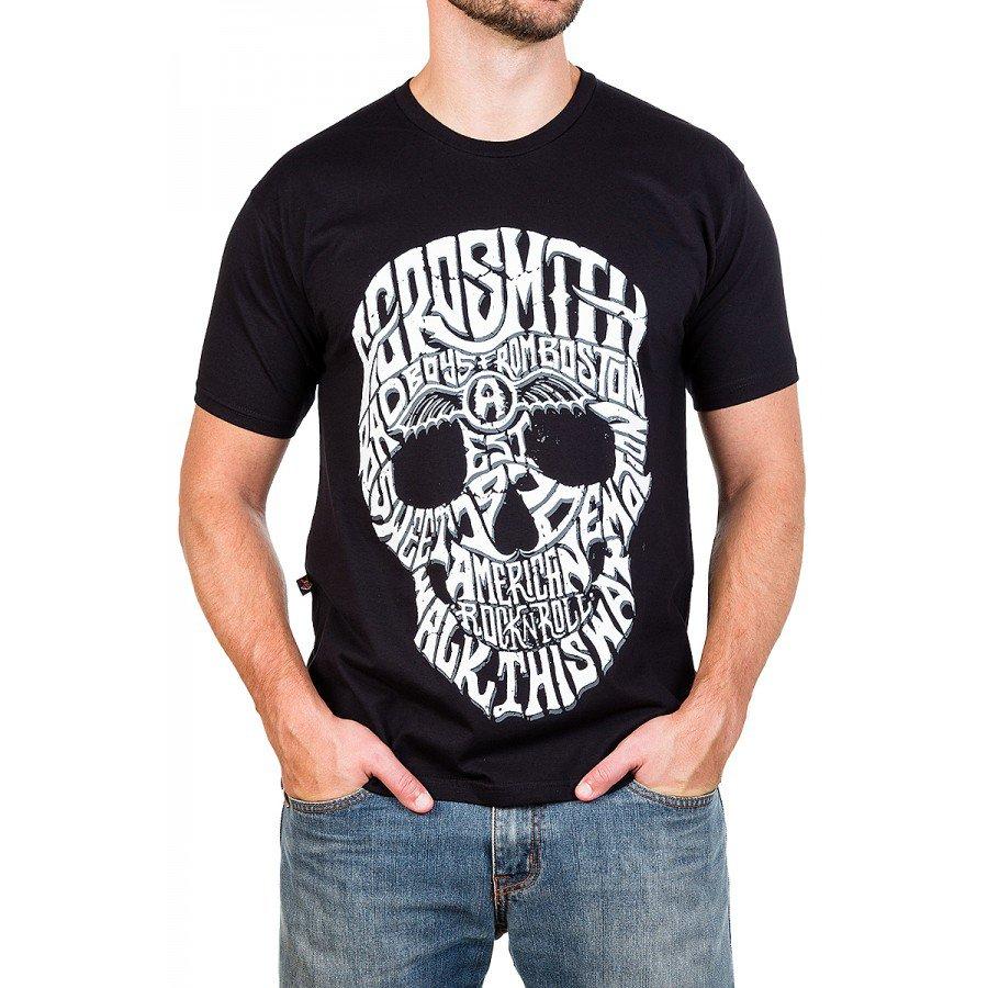 camiseta aerosmith caveira bandalheira 2788 2