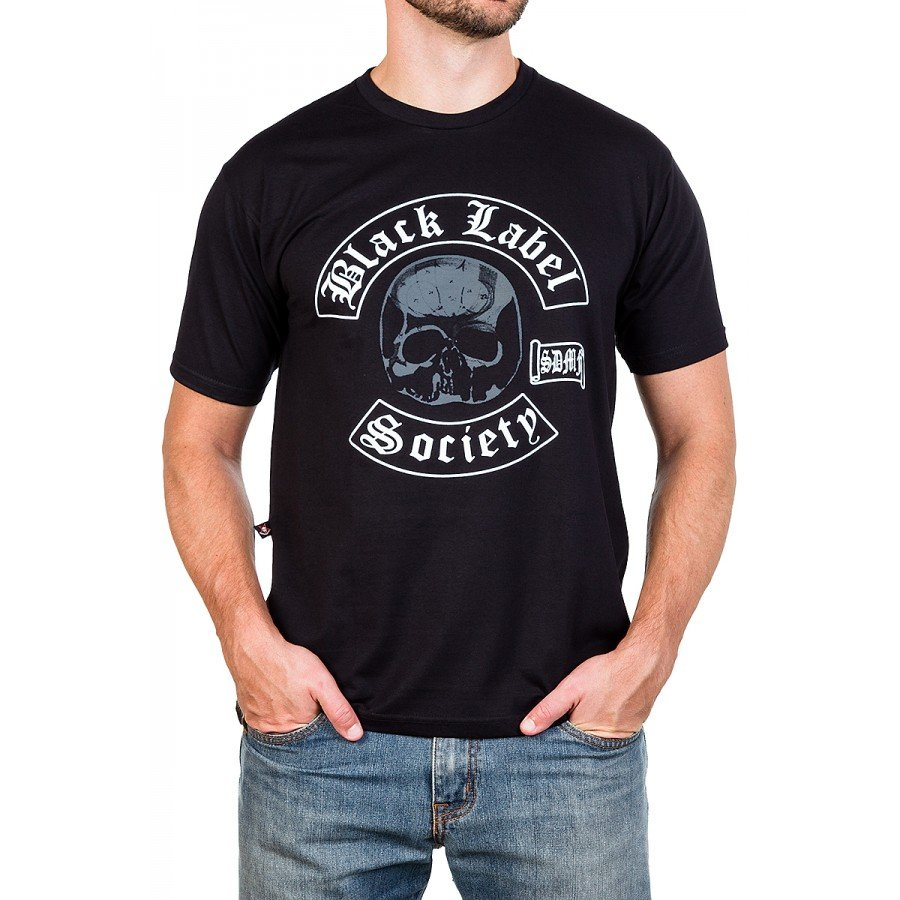 camiseta black label society masculina 398 1