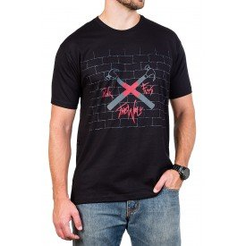 camiseta pink floyd the wall gola redonda 2517 3