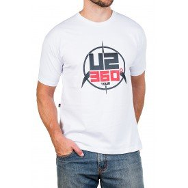 camiseta u2 360 tour stage branca 488 4