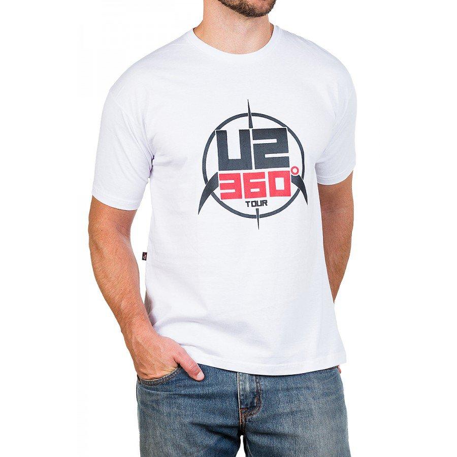 camiseta u2 360 tour stage branca 488 4