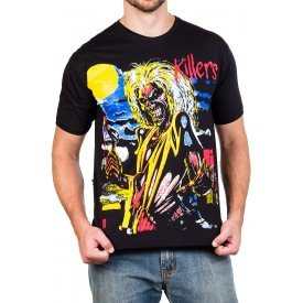 camiseta iron maiden killers colorida 144 4
