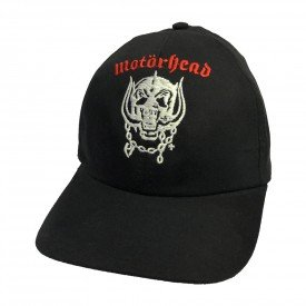 bone motorhead logo unissex bn36