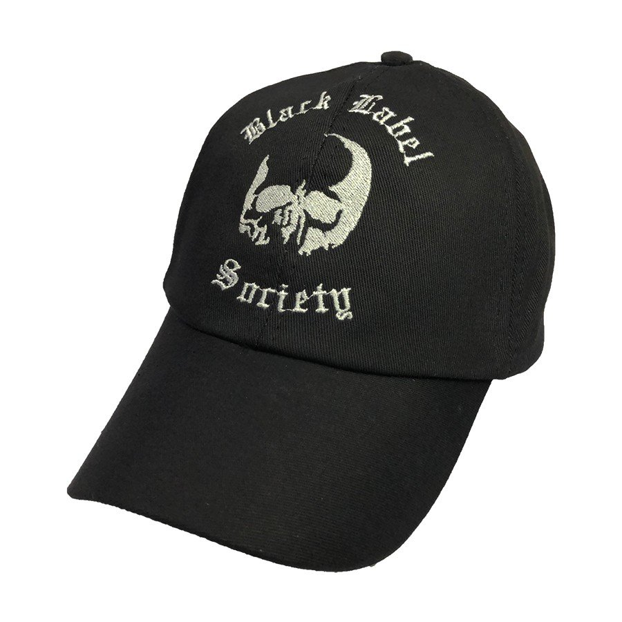 bone black label society logo preto bn72