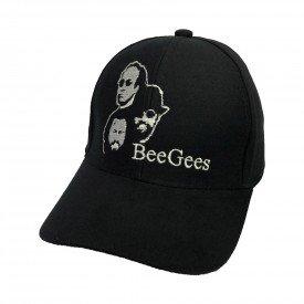 bone bee gees grupo bordado bn03