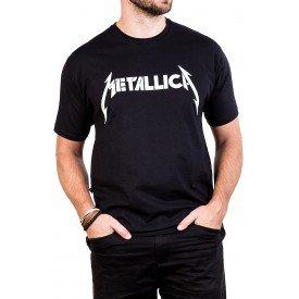 camiseta metallica escrita classica com estampa 428 2