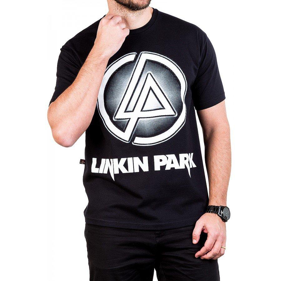 camisetas linkin park a decade underground manga curta 2809 1