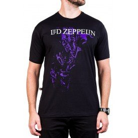 camiseta led zeppelin escada gola redonda 375 2