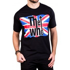 camiseta the who greatest hits live masculino 2567 4
