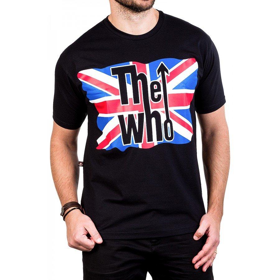 camiseta the who greatest hits live masculino 2567 4