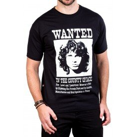 camiseta the doors the wanted com estampa 302 1