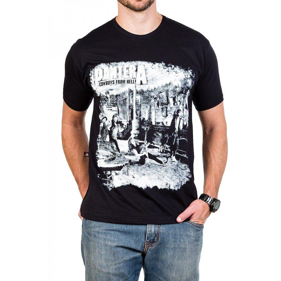 camiseta pantera cowboys from hell masculina 2844 1