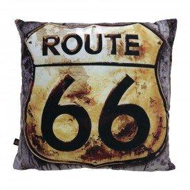 almofada route 66 frente