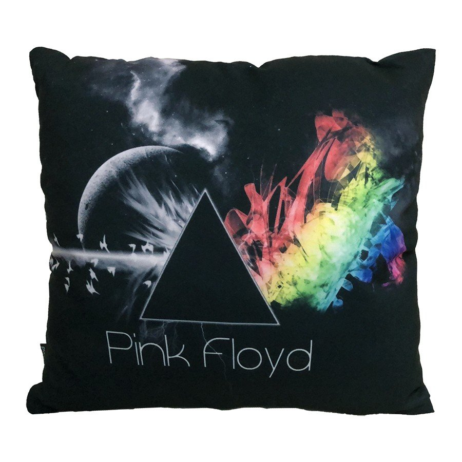 almofada pink floyd frente