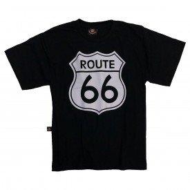 camiseta infantil u s route 66 gola redonda in828