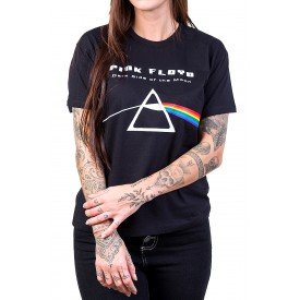 camisetas pink floyd prisma the dark side of the moon feminino 328 3