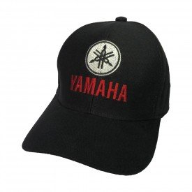 bone yamaha logo preto bn61