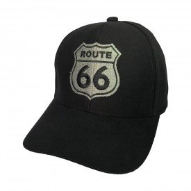 bone u s route 66 placa unissex bn66