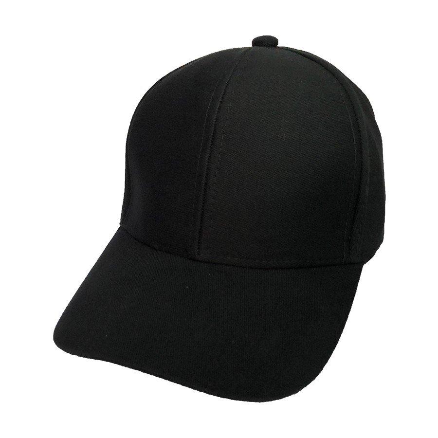 bone all black liso preto bordado bn13