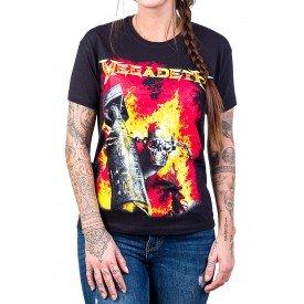 camisetas megadeth arsenal preta 2597 3