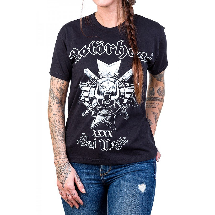 camiseta motorhead bad magic feminina 2830 1