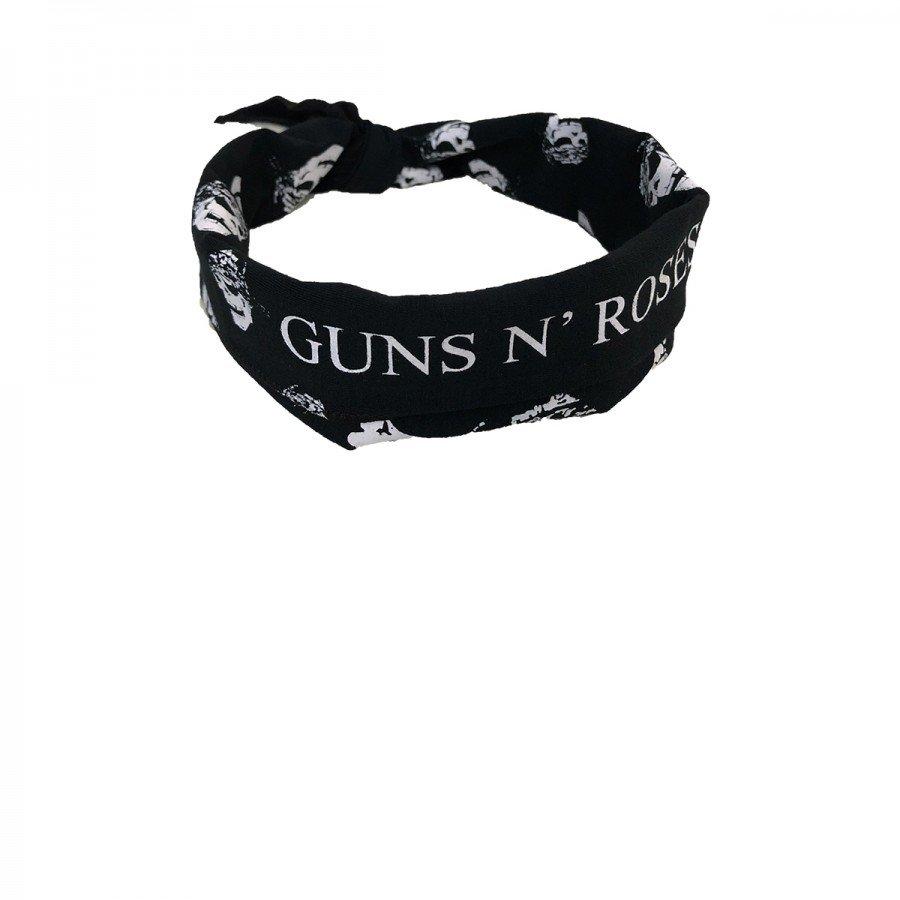 bandana guns n roses unissex bn700 2