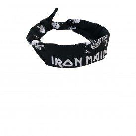 bandana iron maiden unissex bn701 2