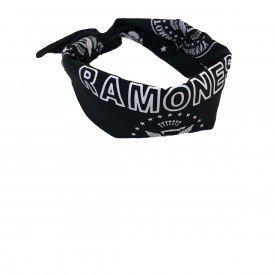 bandana ramones unissex bd704 2