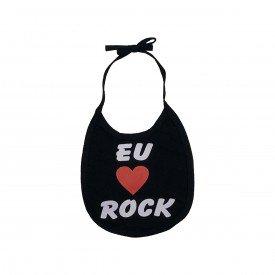 babador i love rock preto ba004