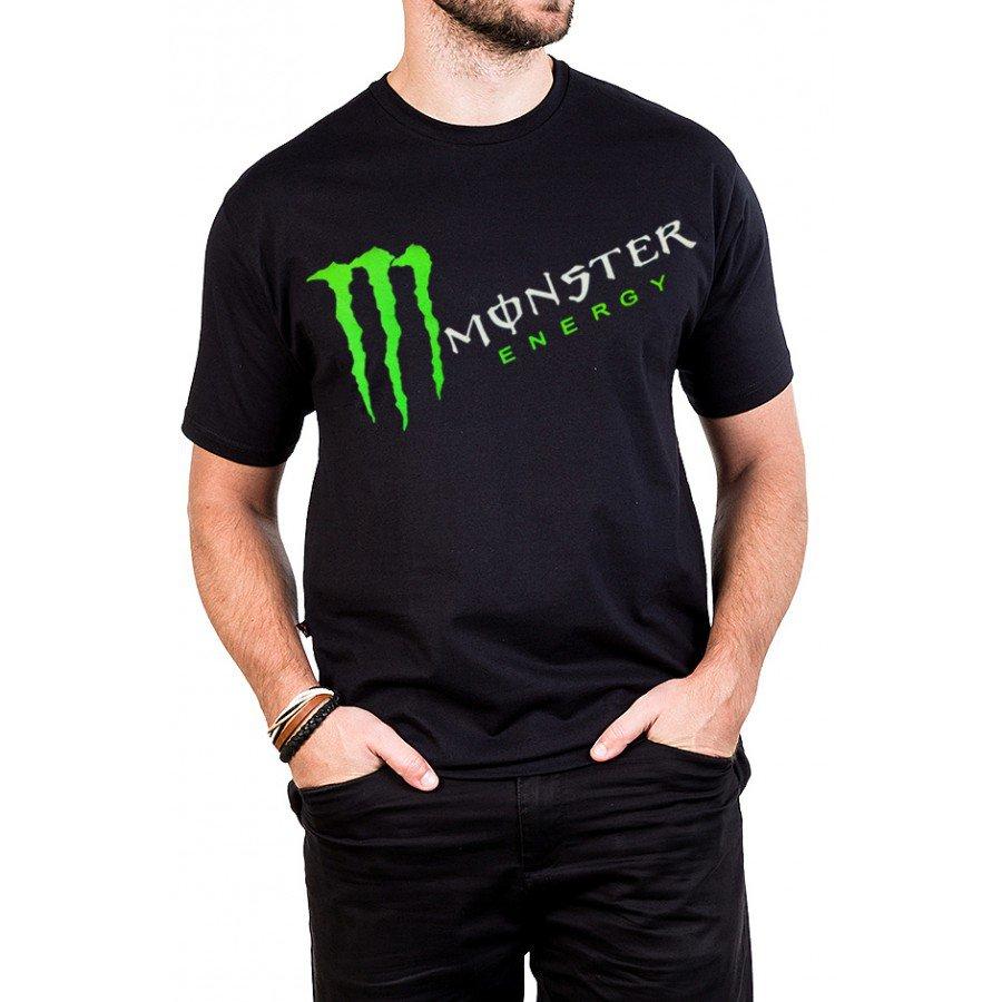 camiseta monster energy drink gola c elastano 2761 1