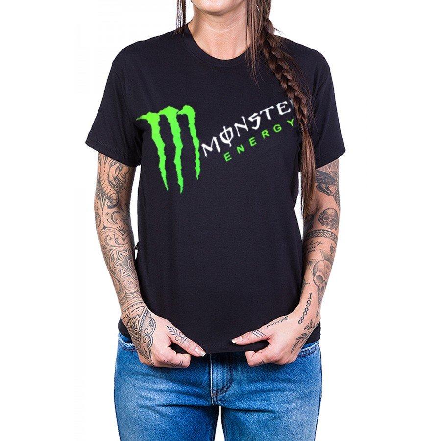 camiseta monster energy drink 100 algodao 2761 2