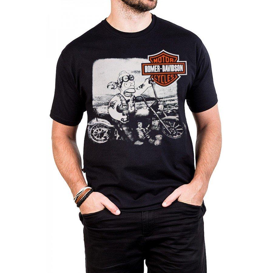 camiseta homer davidson harley davidson masculino 2738 1
