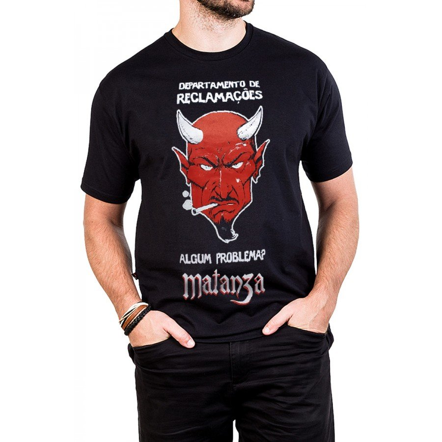 camiseta matanza to hell with gola c elastano 383 1