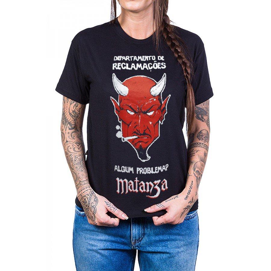 camiseta matanza to hell with 100 algodao 383 3