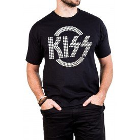 camiseta kiss lampadas masculino 2653 3