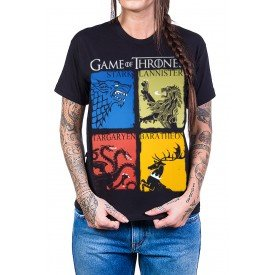 camiseta game of thrones brasao familias feminino 2801 3
