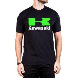camiseta kawasaki logo masculino 258 1