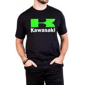 camiseta kawasaki logo masculino 258 2