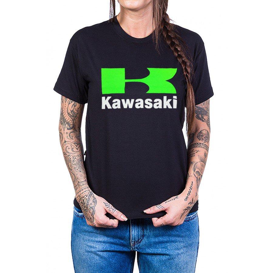 camiseta kawasaki logo reforco de ombro a ombro 258 1