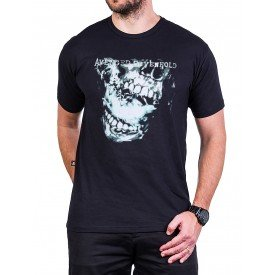camiseta avenged sevenfold nightmare gola redonda 2521 2
