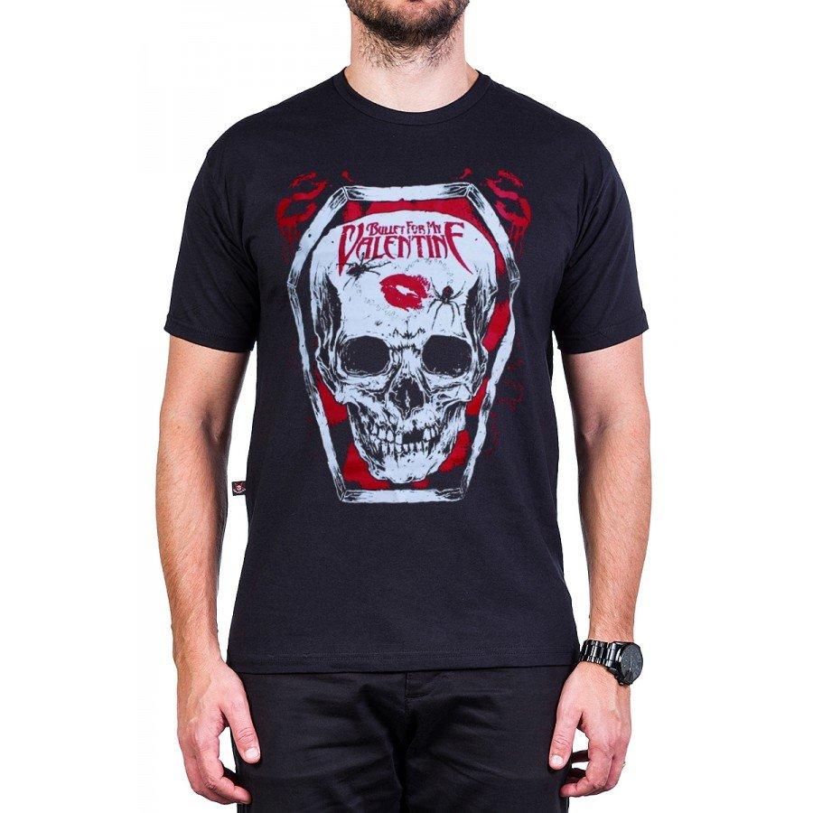 camiseta bullet for my valentine logo caveira reforco de ombro a ombro 2598 1