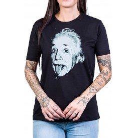 camiseta albert einstein foto preta 335 2