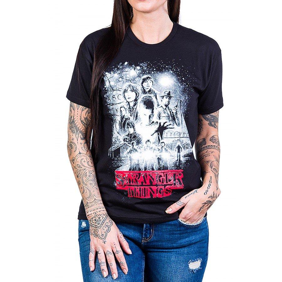 camiseta stranger things meninos gola redonda 2817 3
